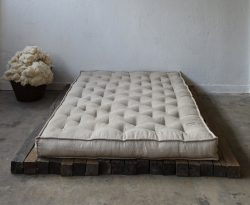 Handmade Wool-filled Mattress 7 Double or Full Size