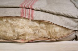 Handmade Wool-filled Mattress 7 Double or Full Size 4