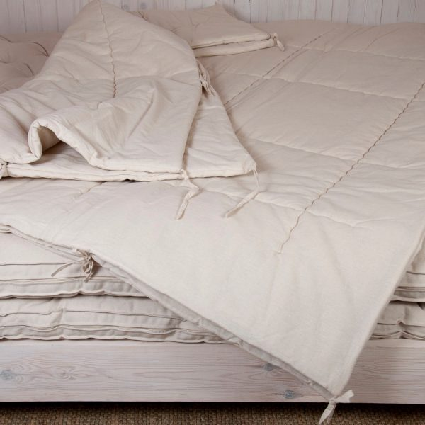 Wool-filled Duvet Insert