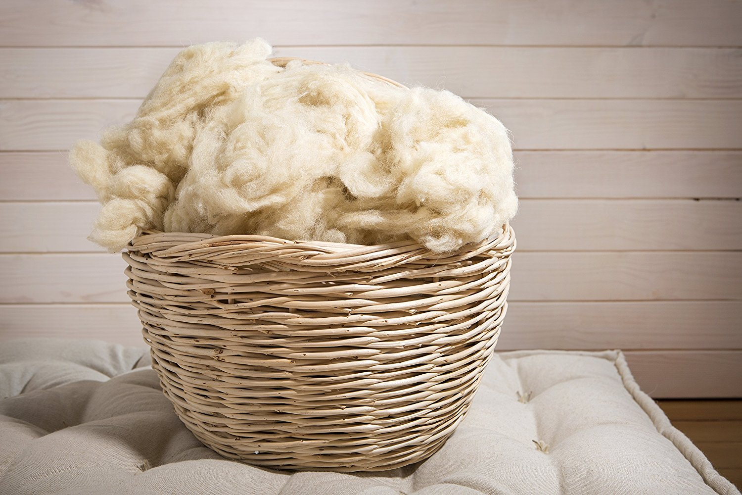 carded wool 3