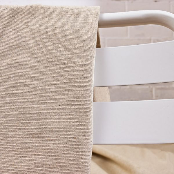 linen and cotton blend fabric
