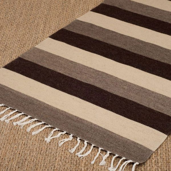 home of wool flatwoven wool rug