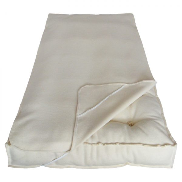 wool mattress protector pad