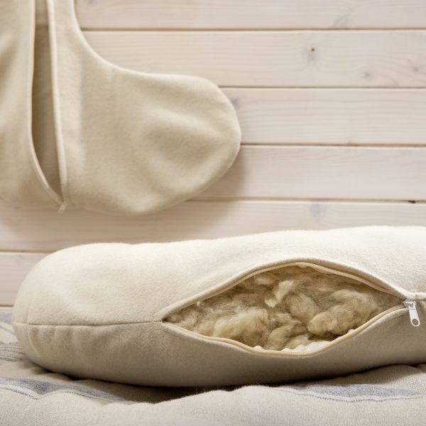 All Pure Wool Nursing Pillow Quot Boppy Quot Size Home Of Wool