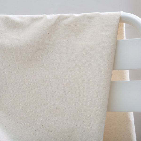 unbleached lightweight cotton fabric
