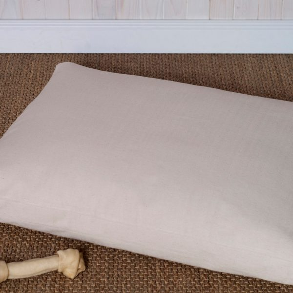 Wool Filled Pet Bed Natural Dog Bed