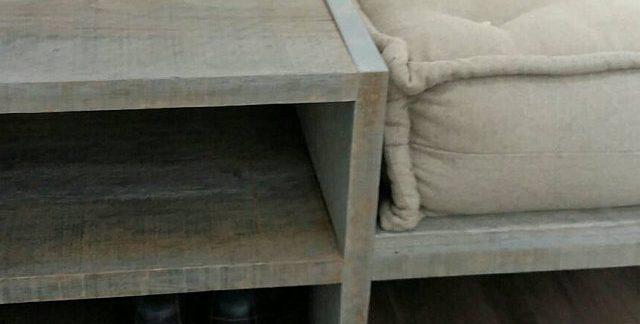 tufted floor chair cushion