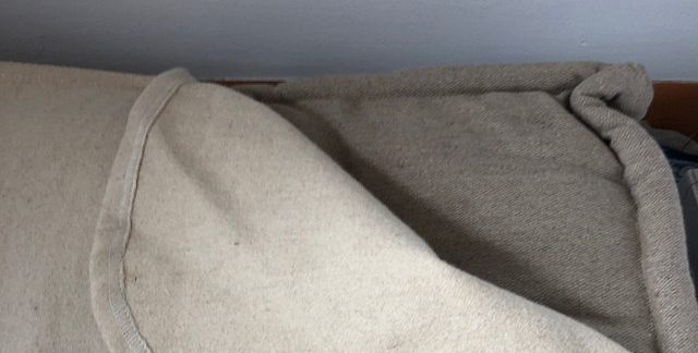 wool mattress protector customer picture review
