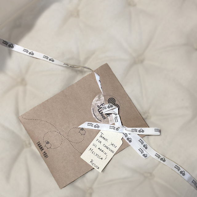 Client image by Melyssa crib mattress