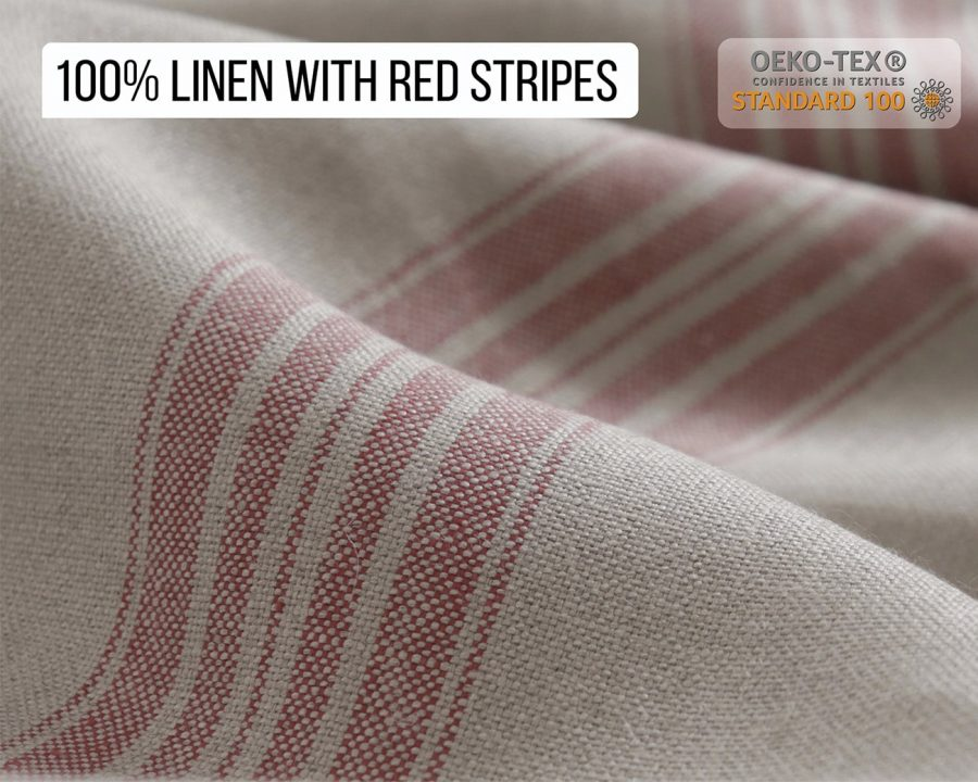 home-of-wool-linen-fabric-red-stripes