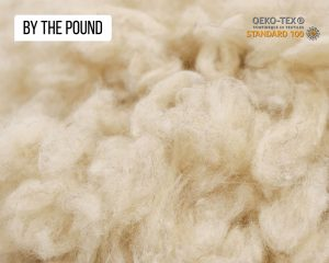 Home of Wool Oeko-Tex certified natural wool stuffing
