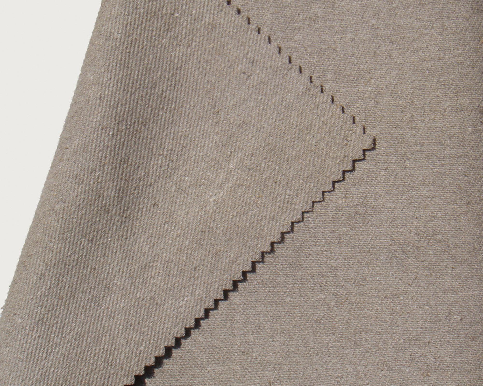 Pure Linen Fabric Home Of Wool Natural Mattresses Decor