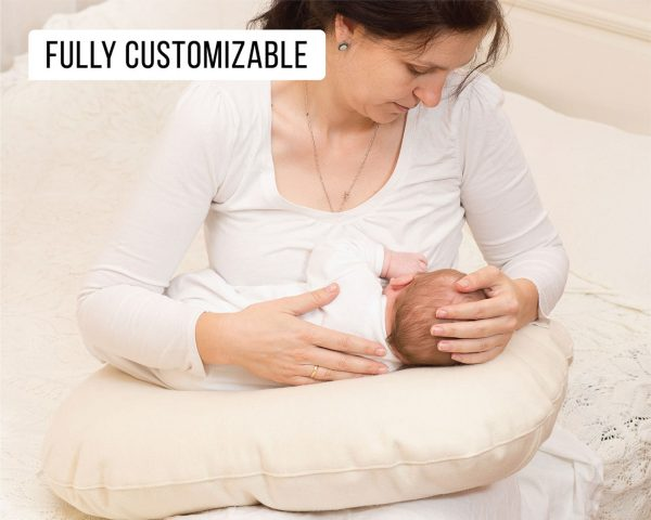 Home of Wool nursing pillow boppy size