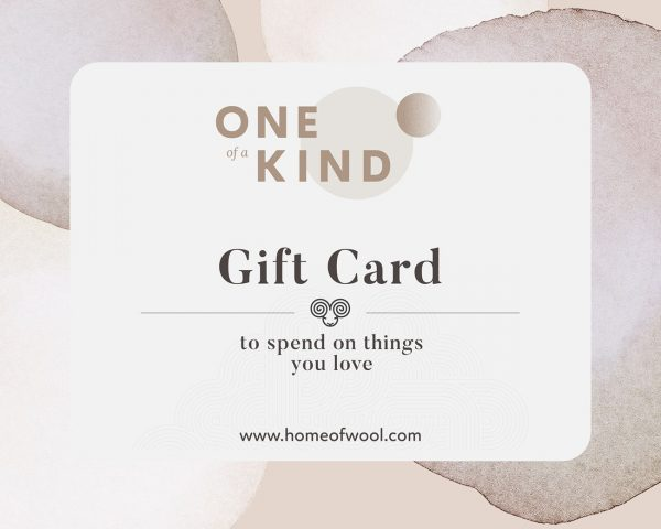 Home of Wool Gift Card