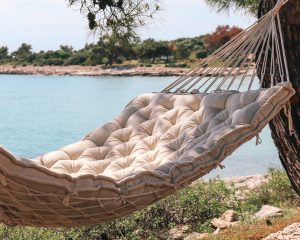 Home of Wool's natural hammock