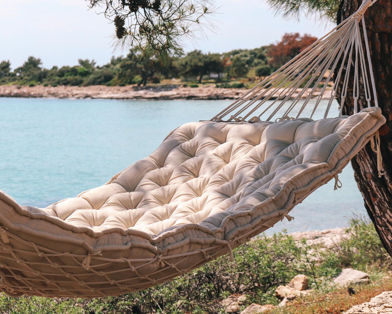 Home of Wool's natural hammock
