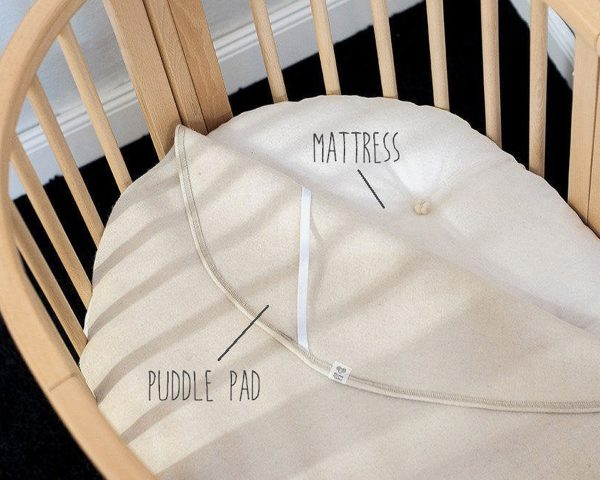 home of wool natural stokke size mattress and wool protector