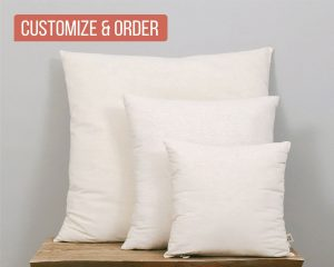 home of wool throw pillows