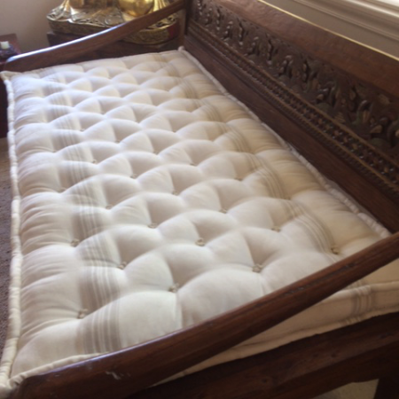 Home of Wool Daybed review by Ronda