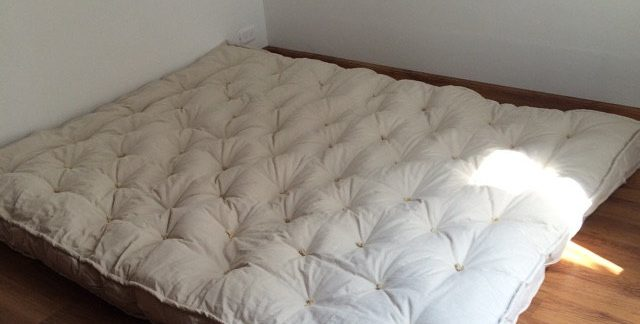 Home of Wool - Pure-Wool-Filled-Mattress-custom-for-Beatriz