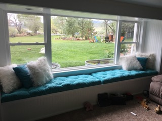Home of Wool Tufted-Custom-Widnow-Seat-Cushions-for-Lynn