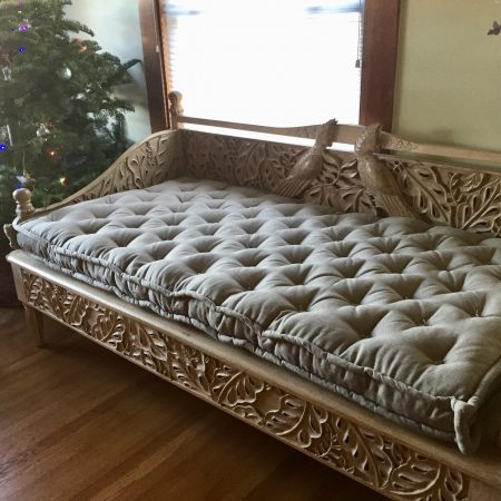 home of wool daybed cushion review