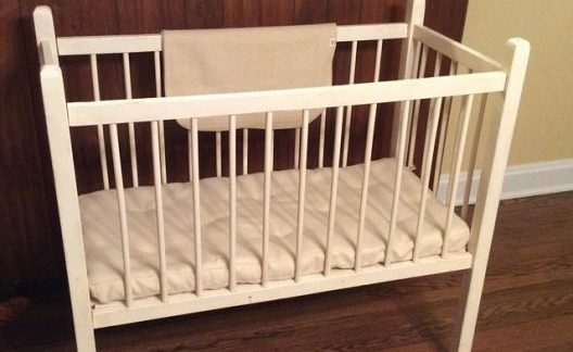 home of wool BASSINET-MATTRESS-and-Wool-Protector-Custom-for-Emily-Z