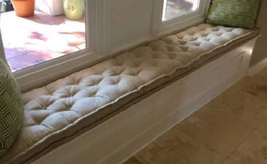 home of wool - window-seat-cushion-for-michael-clarke-