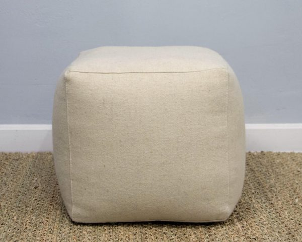 Home of Wool ottoman cube (2)