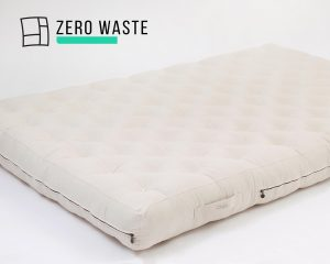Home of Wool zero waste wool mattress