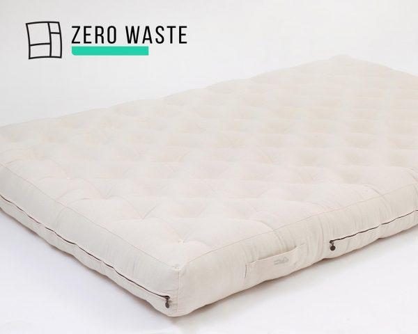 Home of Wool zero waste wool mattress