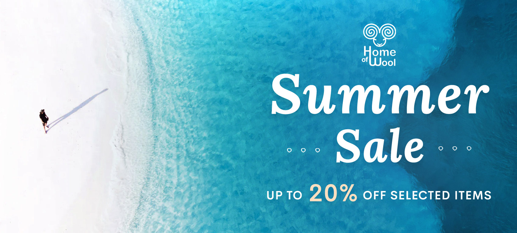 Home of Wool's summer sale