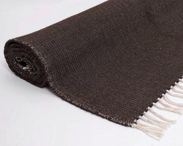 Home of Wool - dark rug