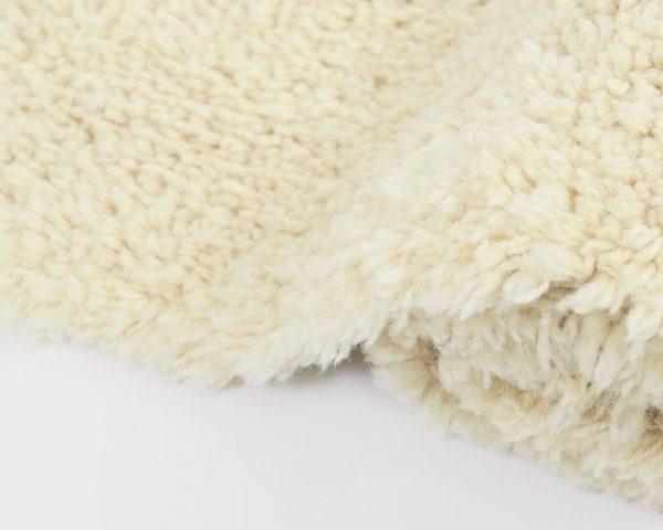 Home of Wool Handmade high pile wool rug detail