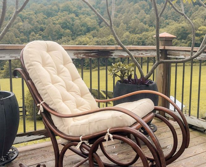 Home-of-Wool-Custom-cushions-for-Brentwood-rocking-chair