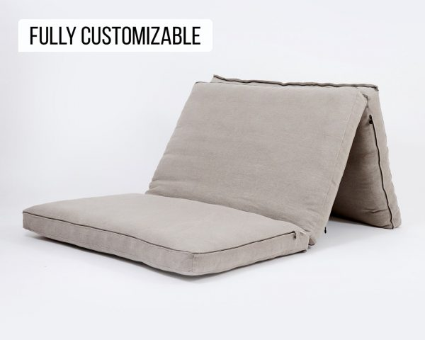 Home of Wool natural foldable mattress