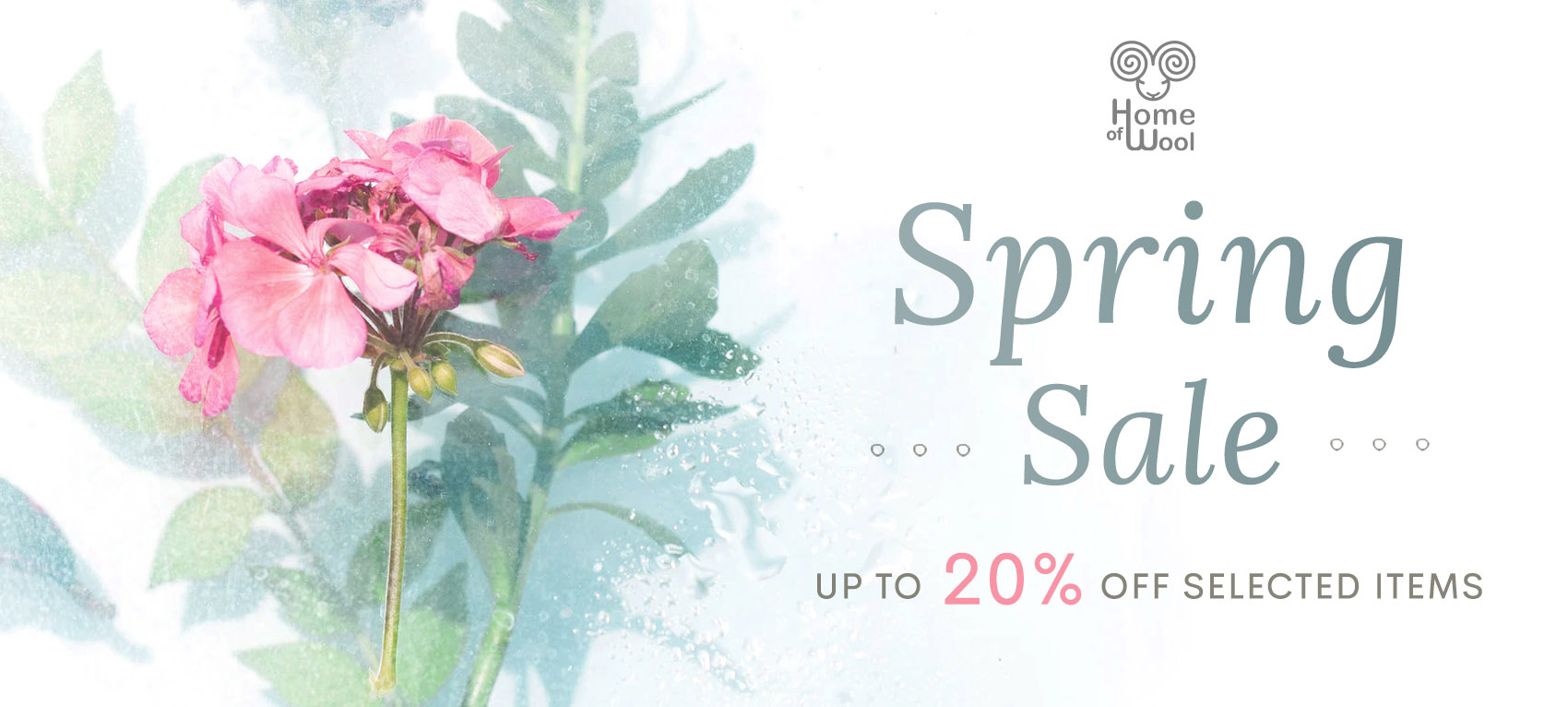Home of Wool spring sale