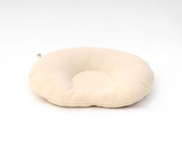 Home of Wool natural baby sleep pillow