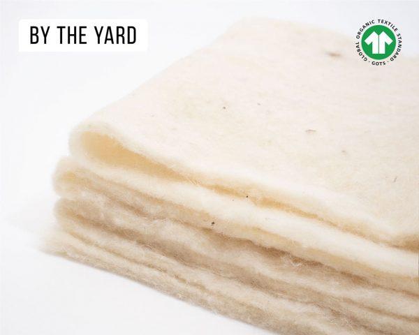 Home of Wool - organic wool batting