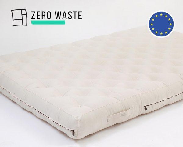 Home of Wool mattress with stitched fabric ЕU