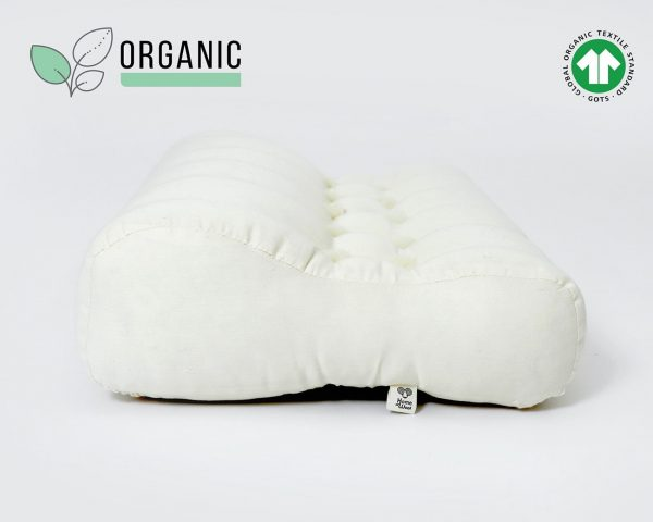 Home of Wool Organic Ergonomic Wool Pillow
